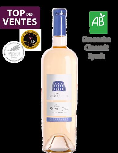 Les Vannades 2019 - Domaine ST JEAN LEZ DURANCE - Haute Provence