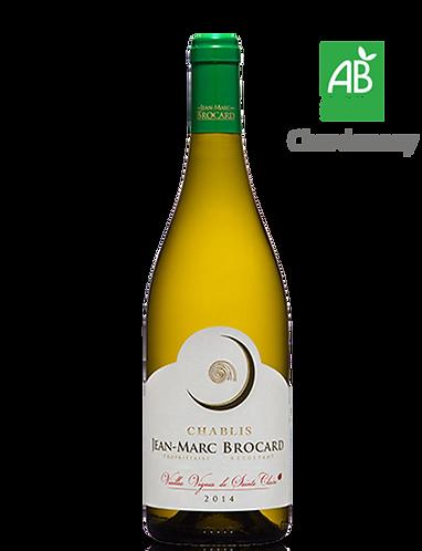 Vieilles vignes de Ste Claire 2017 - Domaine J.M. BROCART - Chablis