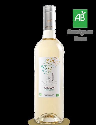 Sauvignon Allusion 2019 - Domaine ATTILON - IGP Méditerranée