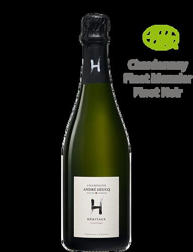 Héritage Assemblage Extra Brut - Champagne HEUCQ