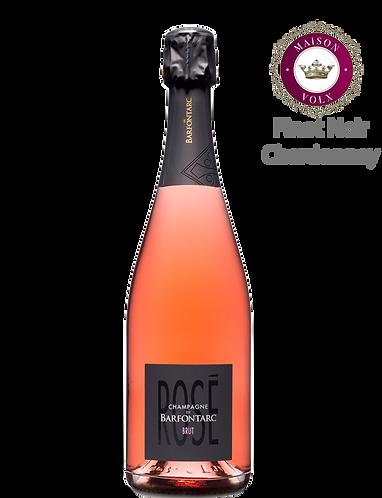 100% Brut Rosé - Magnum 1.5L - Champagne de BARFONTARC