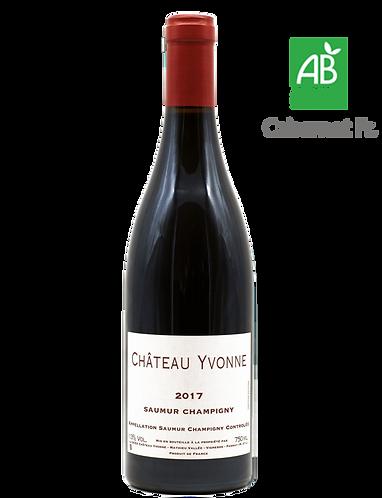 Yvonne 2017 - Château YVONNE - Saumur Champigny