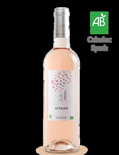Rosé Allusion 2018 - Domaine ATTILON - IGP Méditerranée