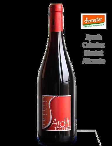 Atout Rouge 2017 - Domaine SIMIAN - Vallée du Rhône VdF