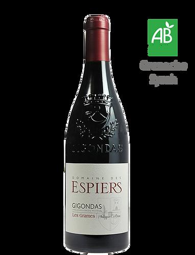 Les Grames 2018 - Domaine LES ESPIERS - Gigondas