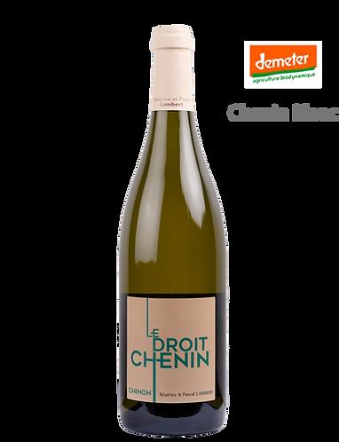 Le droit Chenin 2019 - Domaine LAMBERT - Chinon