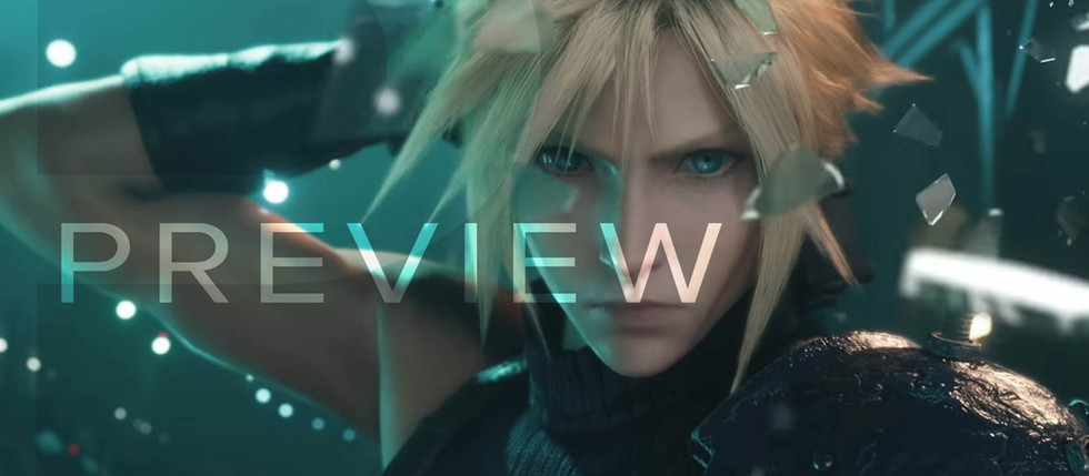 Final Fantasy VII Remake Intergrade Preview