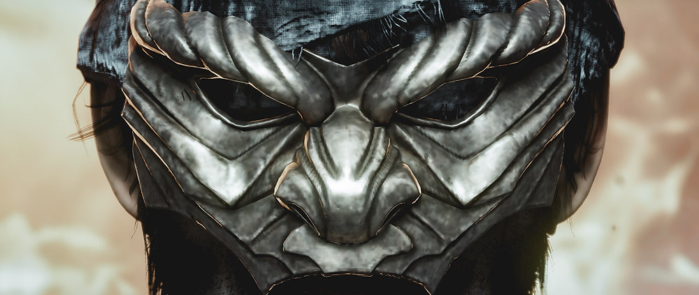 Conqueror's Mask