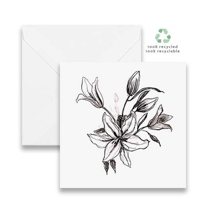 ink lillies