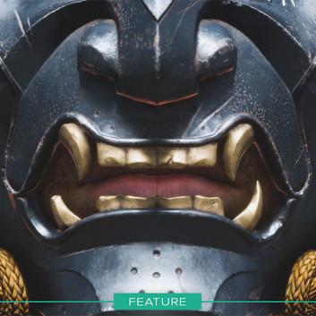 Masks of Tsushima
