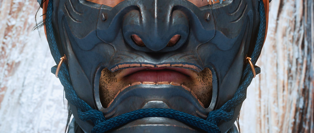 Samurai Clan Mask
