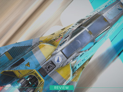 WipEout Photo Mode Review