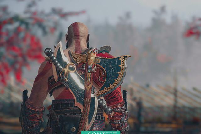 God of War Anniversary Photo Mode Contest