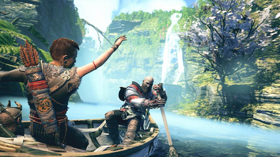 Kratos_Atreus Alfheim Boat 1.jpg
