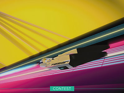 WipEout Photo Mode Contest