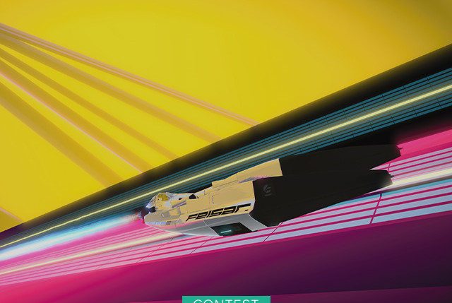 WipEout Omega Collection: Photo Mode Contest
