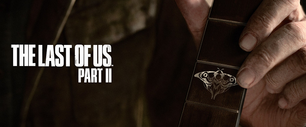The Last of Us Part II Title