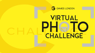 London Games Festival Virtual Photo Challenge