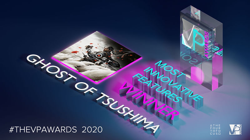 TheVPAwards 2020 Most Innovative Feature