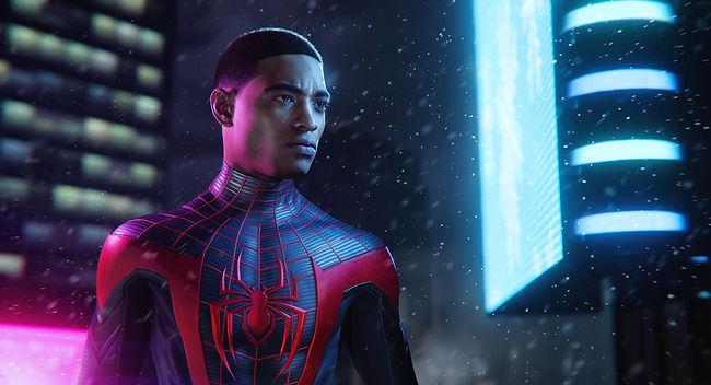 Marvel's Spider-Man Miles Morales Miles