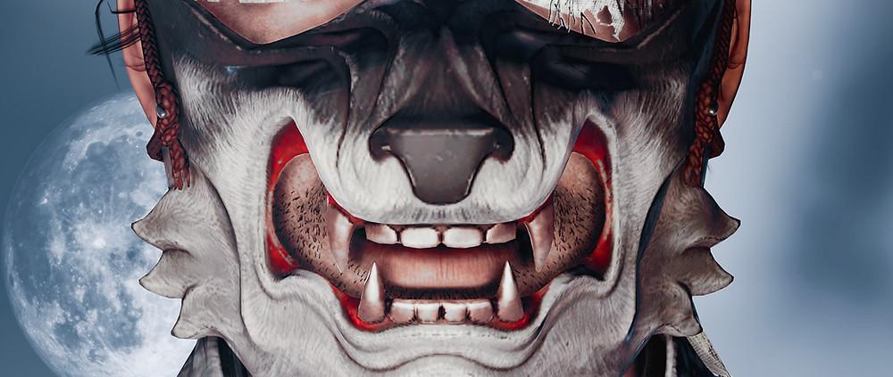 Wolf of Tsushima