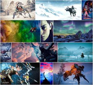 Hrizon Zero Dawn competition entries