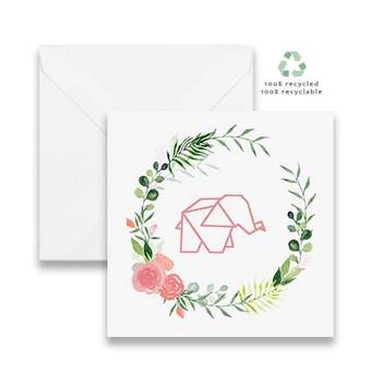 Wreath Elephant