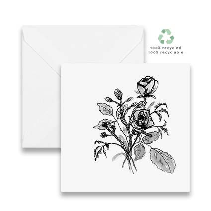 ink roses
