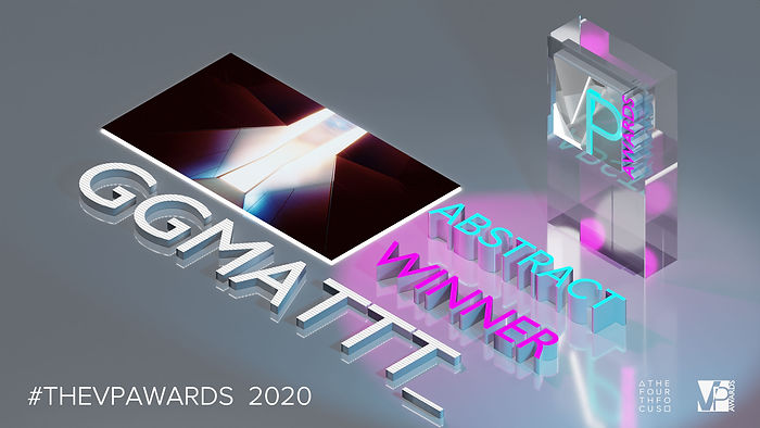 TheVPAwards 2020 VP of the Year Abstract