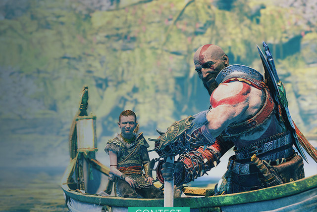 God of War Father's Day Fun