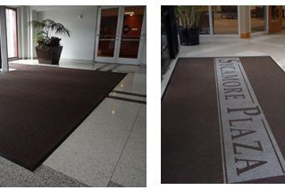 Our Entrance Mats Are Gorgeous!