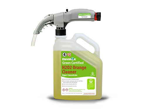 #116 Portable Dispenser H2GO Cleaner