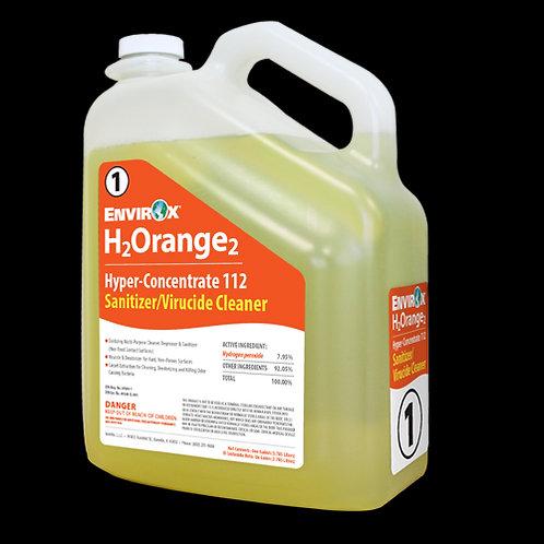 #112 Absolute Hyper Concentrate H2O2 Sanitizer/Virucide Cleaner