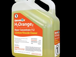 H2Orange2 Sanitizer/Virucide