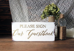 Sign Guest Book