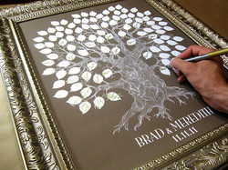 Guest tree signing