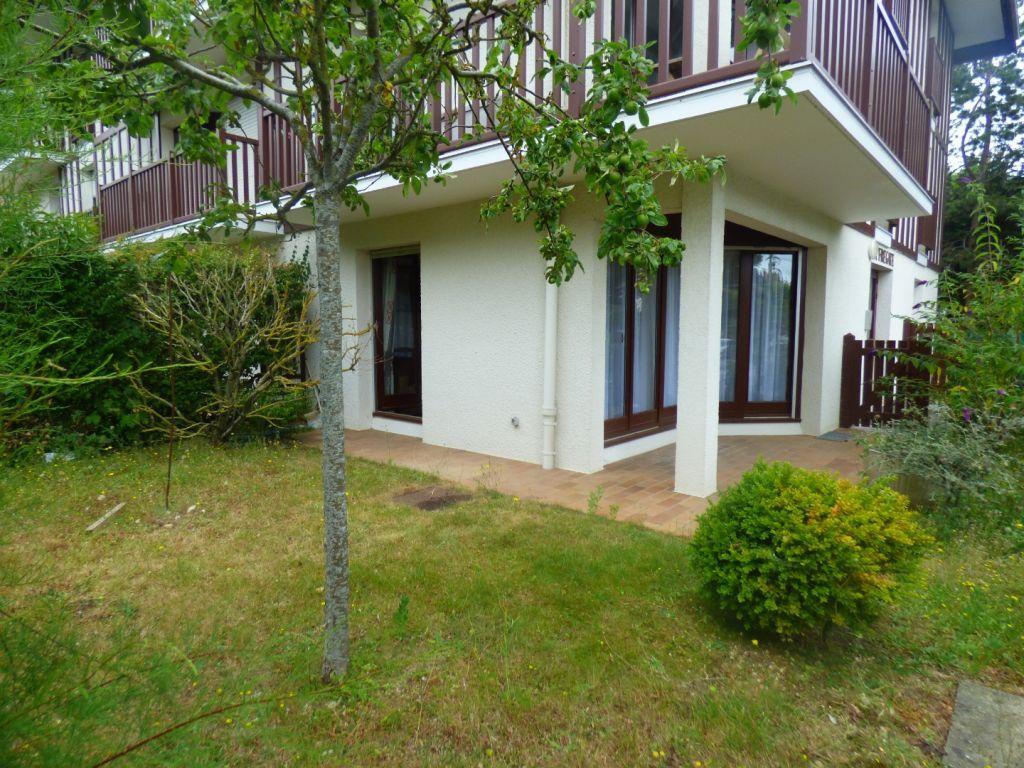 Cabourg studio avec terrasse et jardin