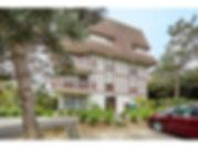 Studio Eventail Cabourg Mer et Centre a