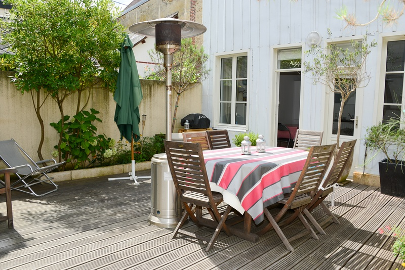 Rental Cottage Cabourg_Normandy