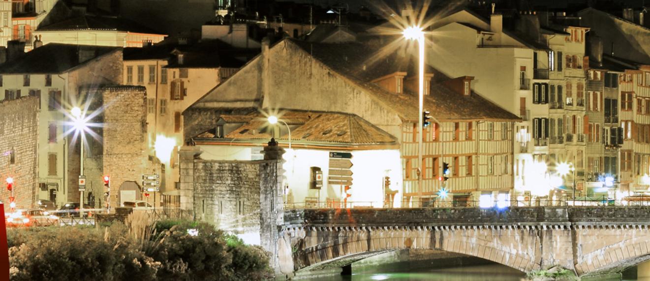 Nive proche rue des Basques