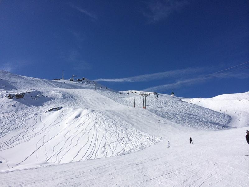 Domaine skiable des 3 Vallées