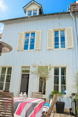Rental cottage in Cabourg for 6 Pers