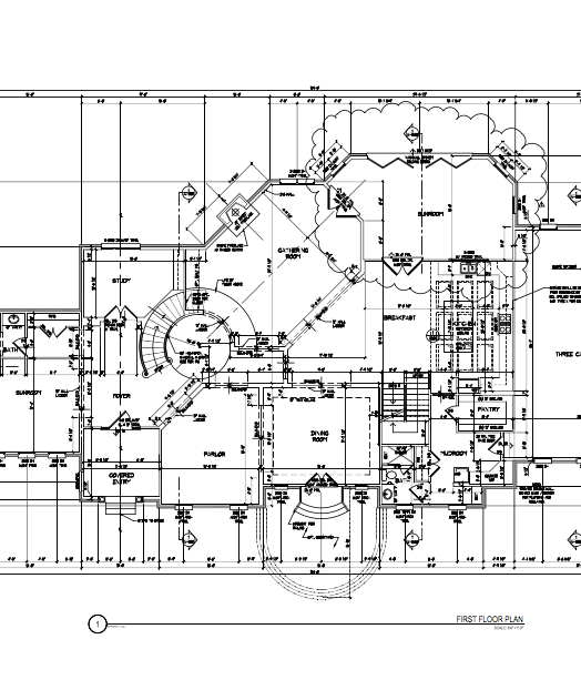 Residential Interior Project Design
