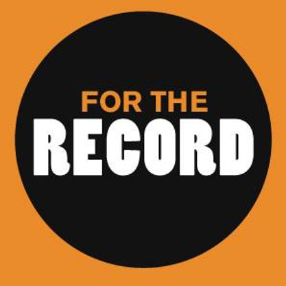 For the Record dj collective