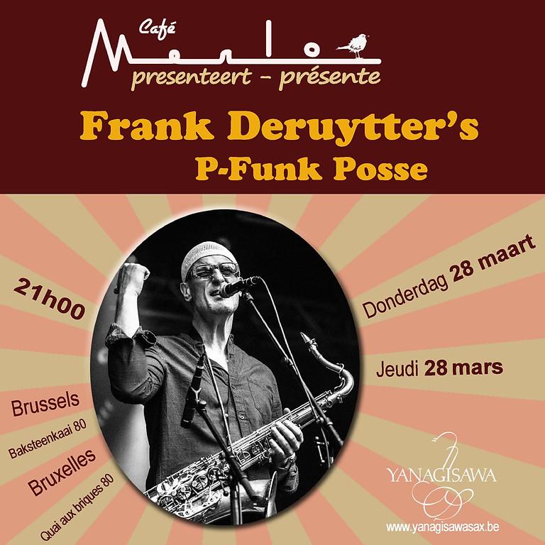 Frank Deruytter's P-Funk Posse