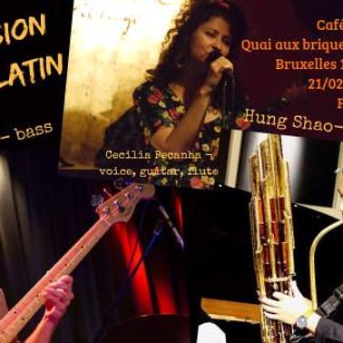 Jam Session Brazil-Latin