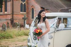 VW Classic Wedding Cars Tiernie 1