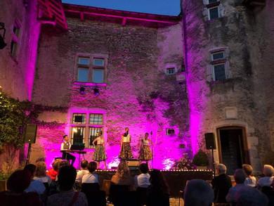 Festival au Château du Cingle