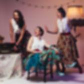 Les Nanas dans l'Rétro - Trio Vocal de Chansons Françaises Rétro