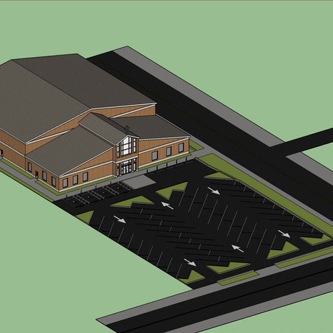 New Church Model